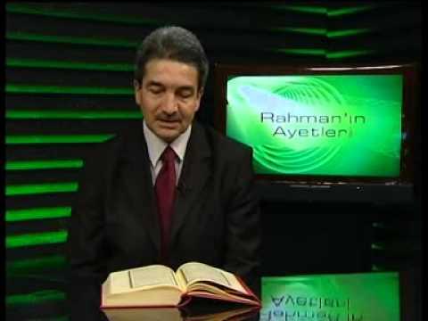 mümtehine  Suresi Kuran Tefsiri  1 - 3  Ayetler  Prof.Dr. Şadi Eren