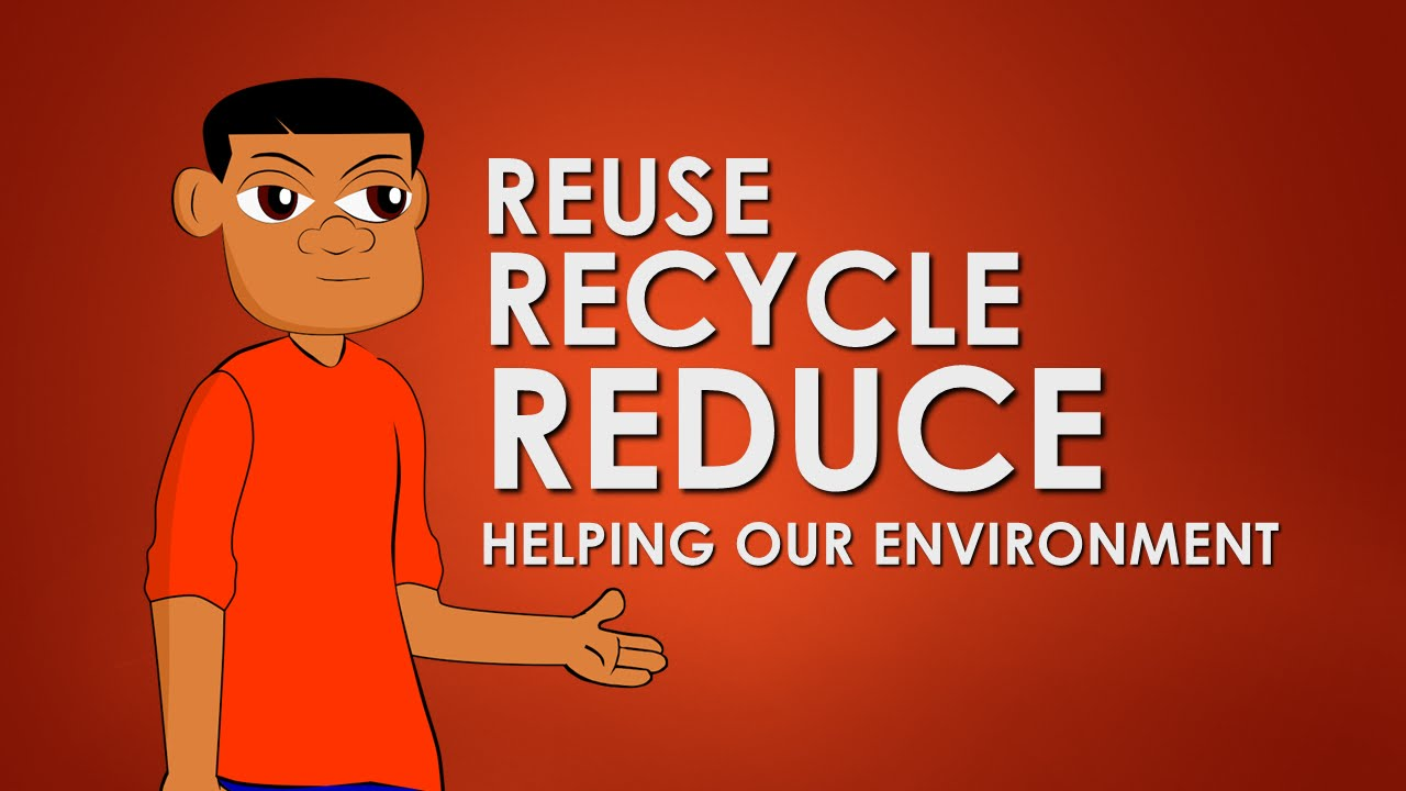 Recycling (Cartoon For Kids) Educational Videos for Students ...