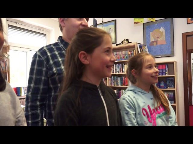 Phantastische Bibliothek für Kinder & Buch Rallye