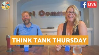 How We Launched Our New Asset: Think Thank Thursday!
