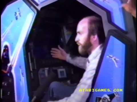 Atari Star Wars Programmer Greg Rivera Interview