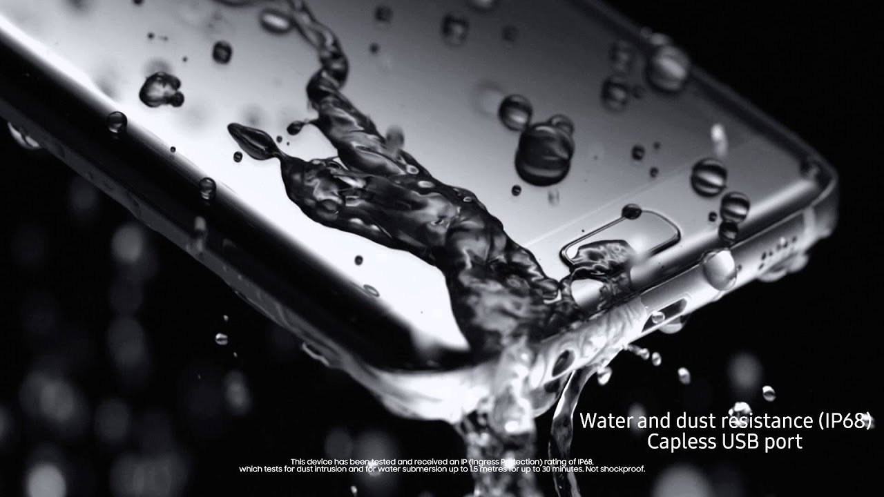Samsung galaxy s7 - introduction