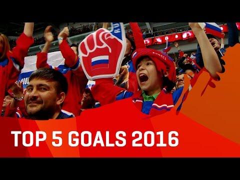 Top Goals from 2016 - #IIHFWorlds 2017 - 동영상