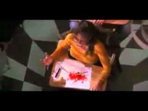 Nightmare on Elm Street 4 Sheila's Death Scene