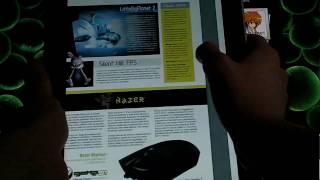 Небольшой обзор iPad 16Gb Wi-Fi Part_3 iBook, Manga & Wired Pj_Ultra UltraPj(, 2010-07-11T17:22:10.000Z)