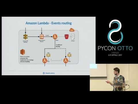 Image from Create a serverless infrastructure for data collection with Python and AWS