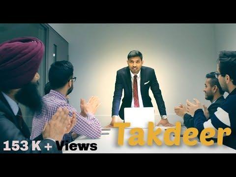 Takdeer || Johny Hans || Never Give Up|| Punjabi Short Film Shayari Motivational Video