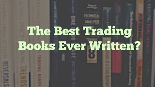 Top Trading Books For Traders