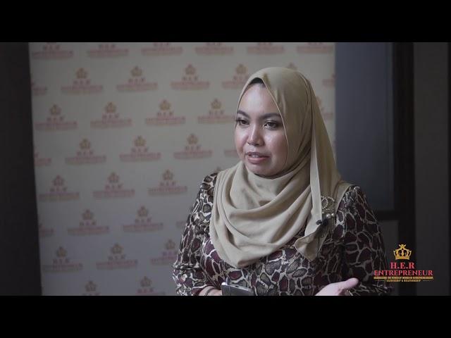 H.E.R Malaysia Summit, 2019 - Shazwani Hamid Interview