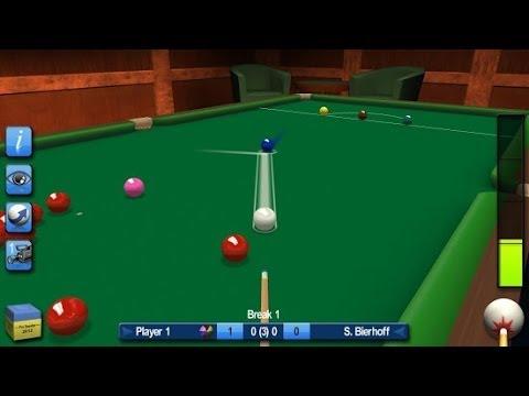Pro Snooker 2012 Trailer GamePlay Video