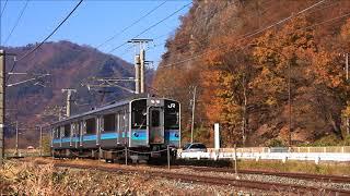 E127系100番台A2編成しなの鉄道試運転①