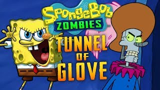 Spongebob: Tunnel of Glove Zombie Challenge (Call of Duty Custom Zombies)