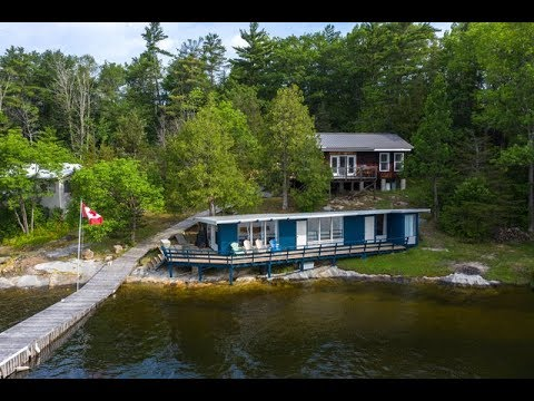 13722 Georgian Bay Shore Georgian Bay Ontario  | Barrie Real Estate Tours
