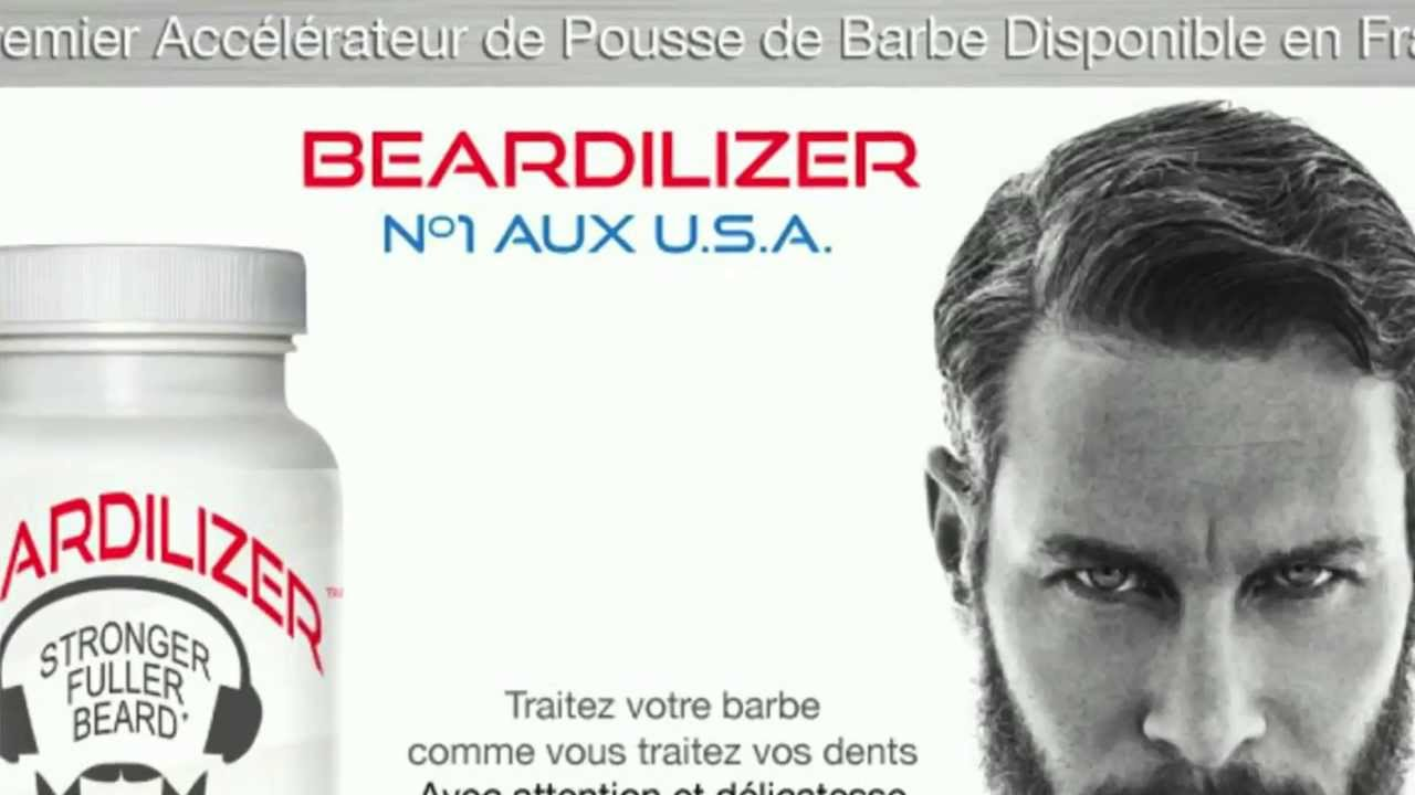 faire pousser la barbe avec beardilizer l 39 acc l rateur de barbe enfin disponible en france. Black Bedroom Furniture Sets. Home Design Ideas