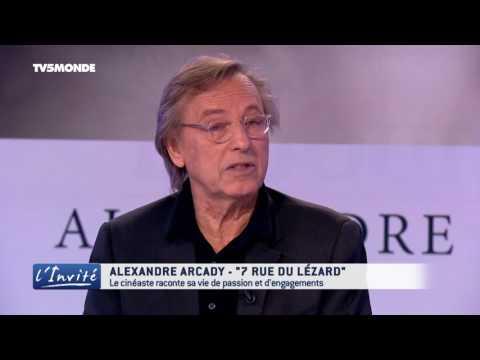 """Alexandre ARCADY : """"Mes blessures ne se refermeront jamais"""""""