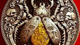 Artist Makes Coins With Secret Doors & Hidden Booby Traps!