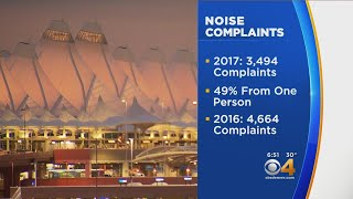 1 Person Responsible For More Than Half Of DIA's 3,000 Noise Complaints