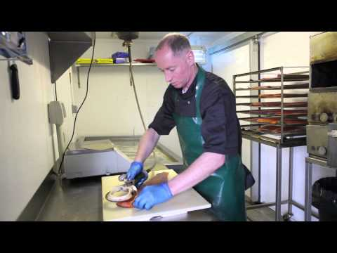Making Paddys Smoked Salmon - Paddys Fish Isle Of Man