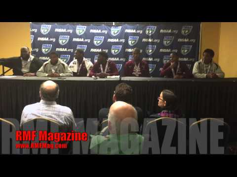 Norland Post Game Interview with Lawton Williams III, Dewan Huell & More
