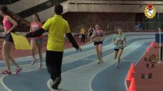 1-й Этап Первенства Москвы по лёгкой атлетике среди юношей и девушек до 18 лет