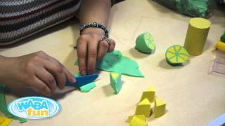 WabaFun Bubber: как сделать лимон - короткая версия