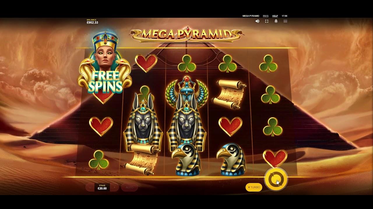 Игральный автомат пирамиды