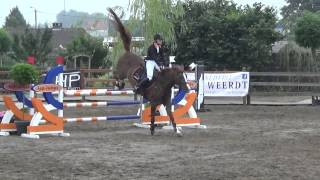 Chadia - 1m10 @ HGVBB Jumping With Love - Kampenhout