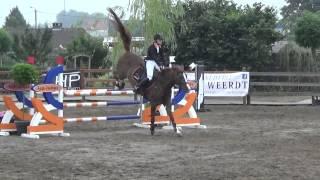 Chadia - 1m10 @ HGVBB Jumping With Love - Kampenhout