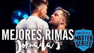 Las MEJORES RIMAS de la QUINTA JORNADA de la FMS ARGENTINA 2018 - FMS ROSARIO