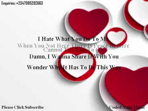 Download Hate What You Do To Me by 2Face Idibia