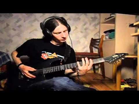 Kataklysm - Prevail (Guitar Cover)