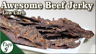 How To Make Beef Jerky - Oven vs Dehydrator - Interesting Results