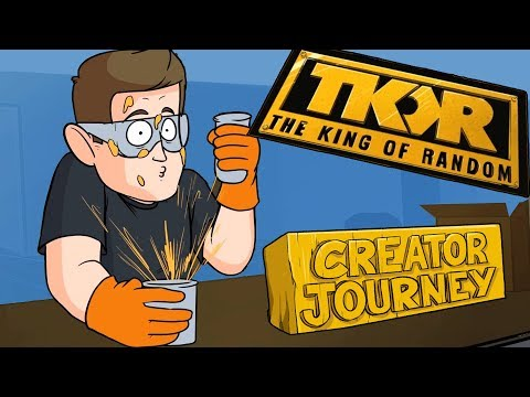 The King of Random: From Almost Quitting to 2 BILLION Views - The Creator Journey