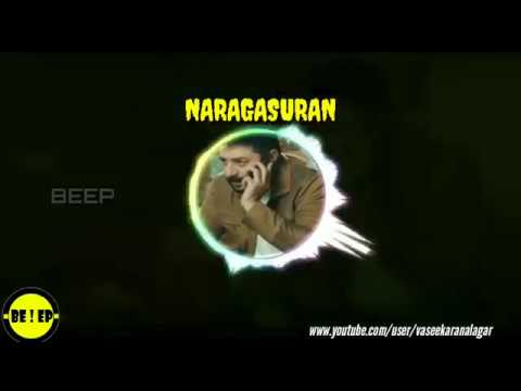 Naragasuran movie teaser bgm - aravindh...