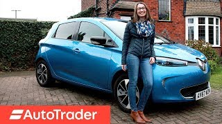 My car is...Renault Zoe