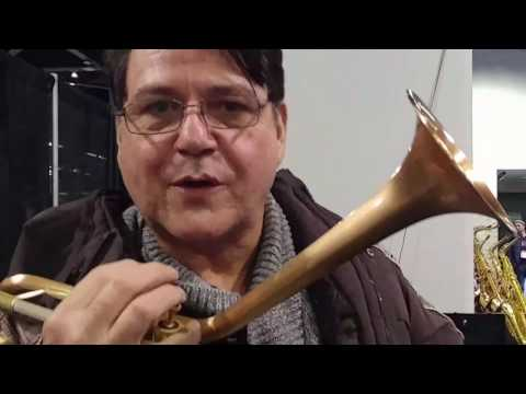 Larry Meregillano plays Carolbrass at NAMM