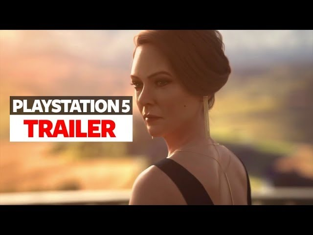Hitman 3 Playstation 5 Trailer (PS5)