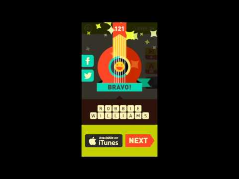 Icon Pop Song - Level 6 All Answers Walkthrough