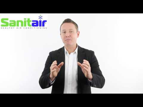Air Conditioner Cleaning by Sanitair