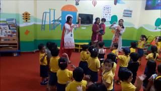 Play school activities
