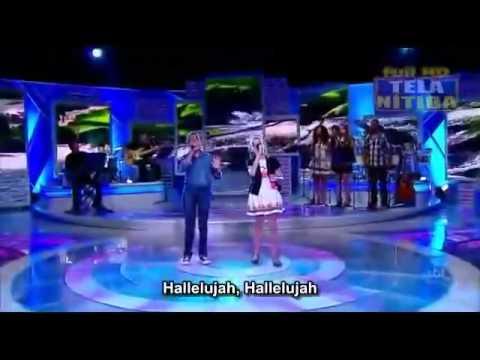 Hallelujah   Jotta A Michely Manuely - Agnus Dei - Programa Raul Gil Gospel Song