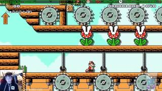 Super Mario Maker - Speedrun Levels Montage #20