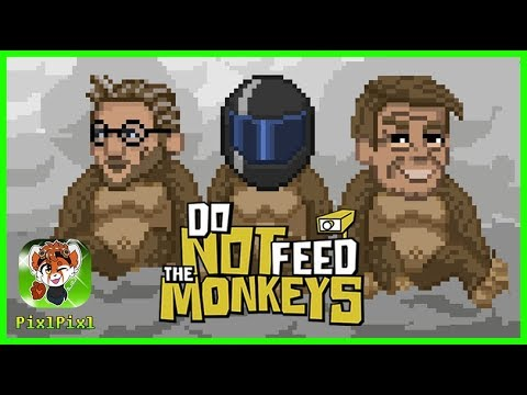 LE PARADIS DES SINGES (Nouvelle Fin de DO NOT FEED THE MONKEYS)