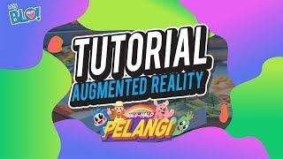 tutorial aplikasi buku halo halo pelangi hey blo