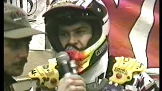 EP 43 Access MC Indoor MX race, Marion, OH 1993