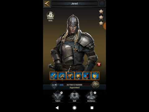 Soldiers Training Speed 530%! Clash Of Kings.