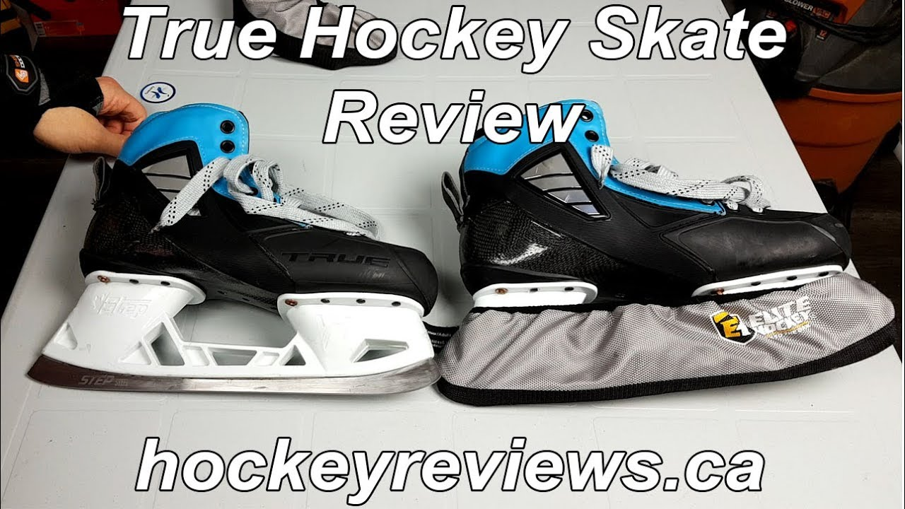 True Hockey Skate Review, the most comfortable skate I've worn, the worst  fit and finish