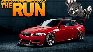 Logitech G27 ile Need For Speed The Run