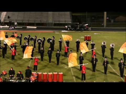 Orange Park High School Band - Monique Dancel 2014