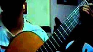 Hoa Dại - Guitar cover